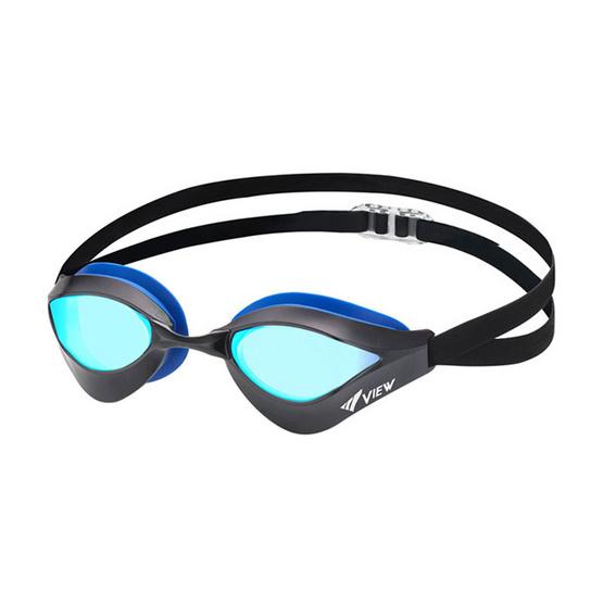 Thai Sports ชุดแว่นตาว่ายน้ำ Tabata V230AMR สำหรับแข่งขัน กับ น้ำยากันฝ้า Tabata TV330