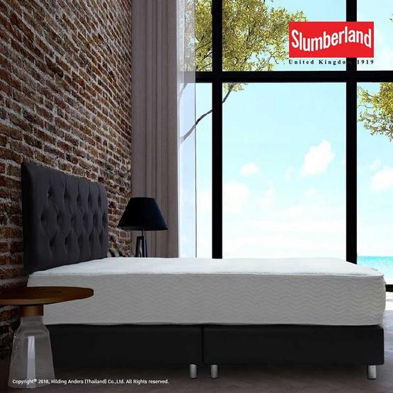 Slumberland ที่นอนที่ออกแบบโดยศัลยแพทย์กระดูกรุ่น Lenus