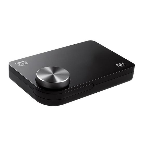 Creative Sound Blaster X-FI Surround 5.1 Pro External