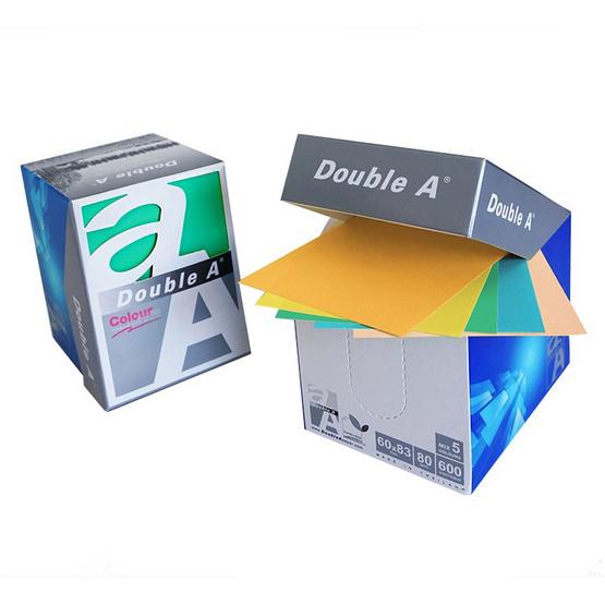 Double A กระดาษโน้ต (6 x 8.3 ซม.) 80 แกรม 600 แผ่น