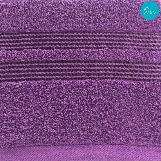 Ori ผ้าเช็ดตัว รุ่น Groove ขนาด 30 x 60 นิ้ว