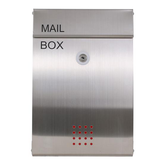 Baxandco ตู้จดหมายแบบแขวนผนัง รุ่น  MB5005
