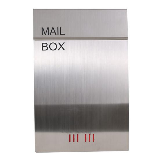 Boxandco ตู้จดหมายแบบแขวนผนัง รุ่น  MB07AR