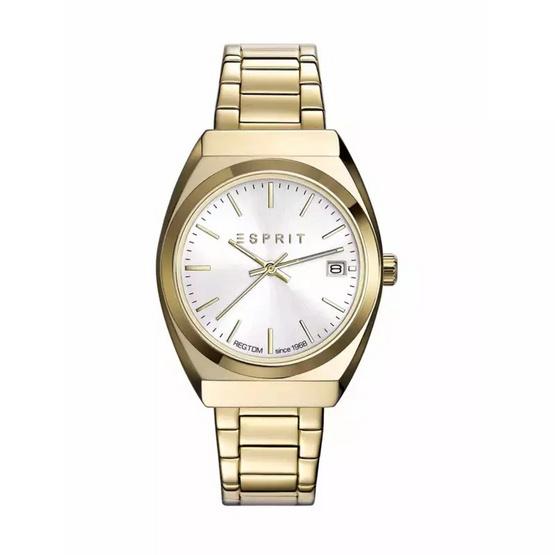 Esprit นาฬิกาข้อมือ รุ่น ES108522003 สีทอง