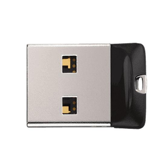 SanDisk USB 2.0 Flash Drive Cruzer Fit 32 GB