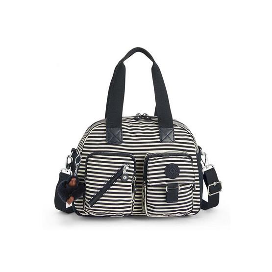 กระเป๋า Kipling Defea - Marine Stripy B [MCK1363609T]