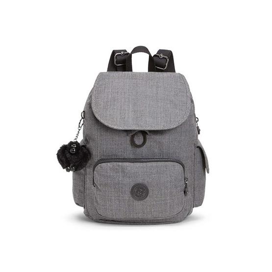 กระเป๋าเป้ Kipling City Pack S - Cotton Grey [MCK15641D03]