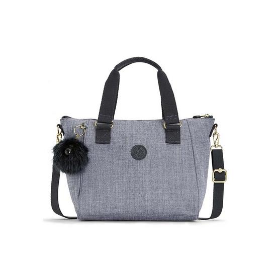 กระเป๋า Kipling Amiel -Cotton Jeans [MCK16616F27]