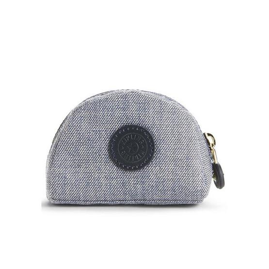 กระเป๋าใส่เหรียญ Kipling Trix - Cotton Jeans [MCK00171F27]
