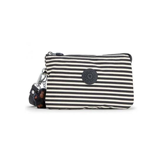 กระเป๋าคล้องมือ Kipling Creativity XL - Marine Stripy [MCK1515627W]