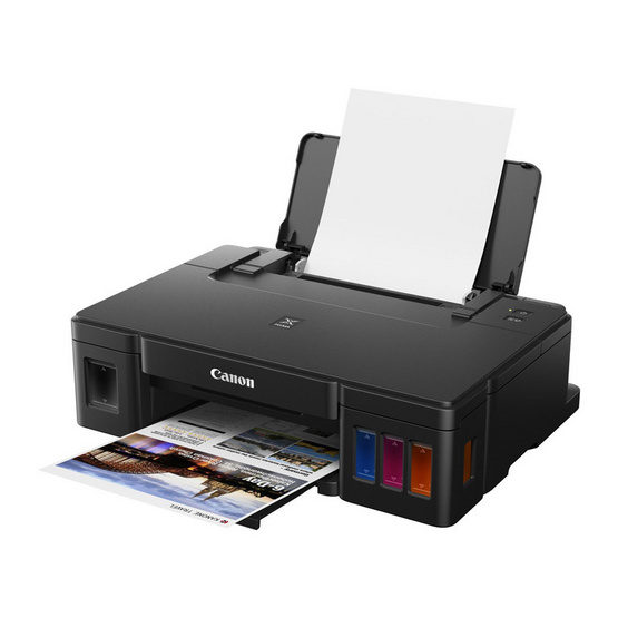 Canon Inkjet Printer PIXMA G1010