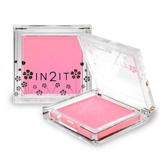 IN2IT Sheer Shimmer Blush SMB02