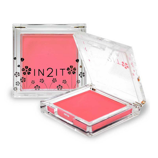IN2IT Sheer Shimmer Blush SMB03