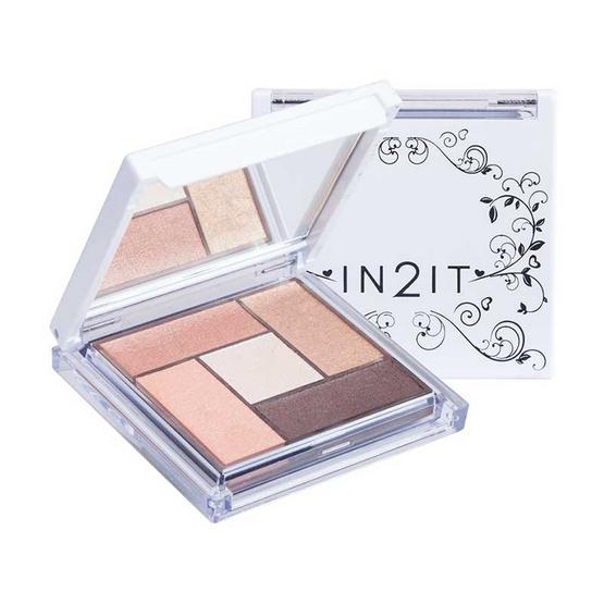 IN2IT Eye Colour Palette ESC05