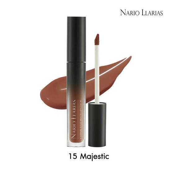 NARIO LLARIAS Kissy Matte Lip Color Majestic