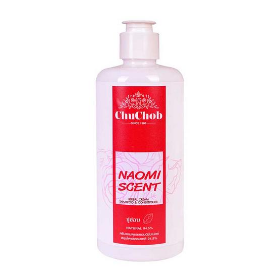 Chuchob Herbal Shampoo for normal hair Naomi 290 ml