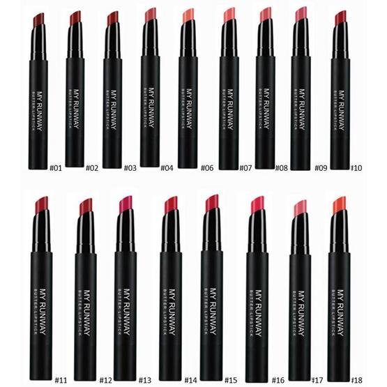 Crayon My Runway Butter Lipstick 1.5 g 17 Chole