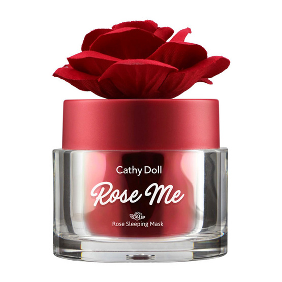 Cathy Doll Rose Me Rose Sleeping Mask 50 g