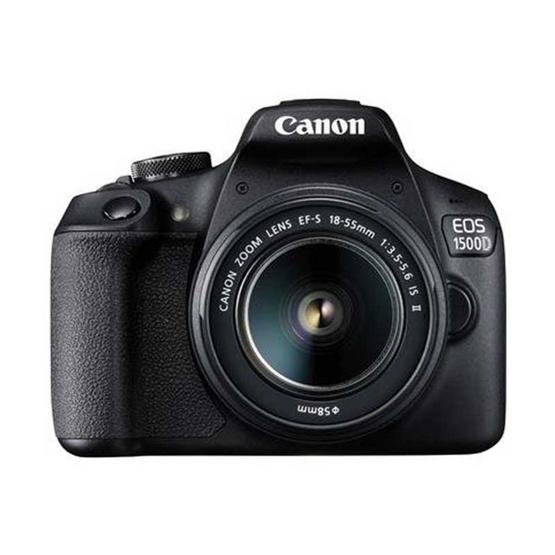 Canon กล้อง DSLR รุ่น EOS 1500D Kit EF-S18-55 IS II (ประกันศูนย์ไทย)
