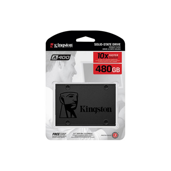 Kingston A400 SSD SA400S37 480 GB