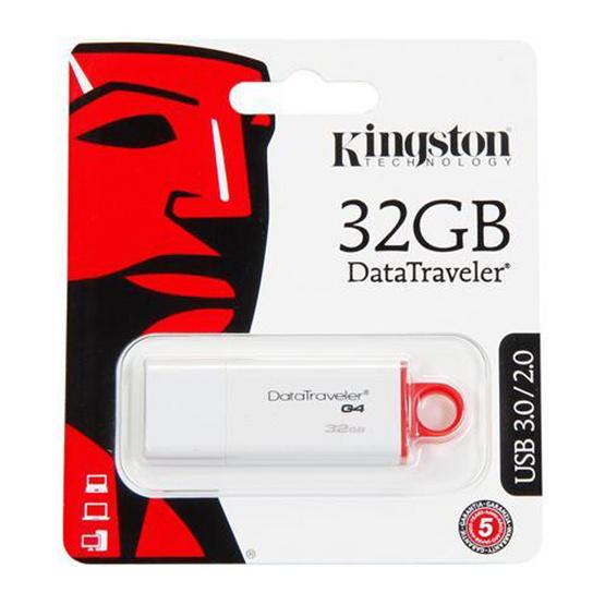 Kingston Flash Drive USB3.1 Gen1 DTIG4 32 GB