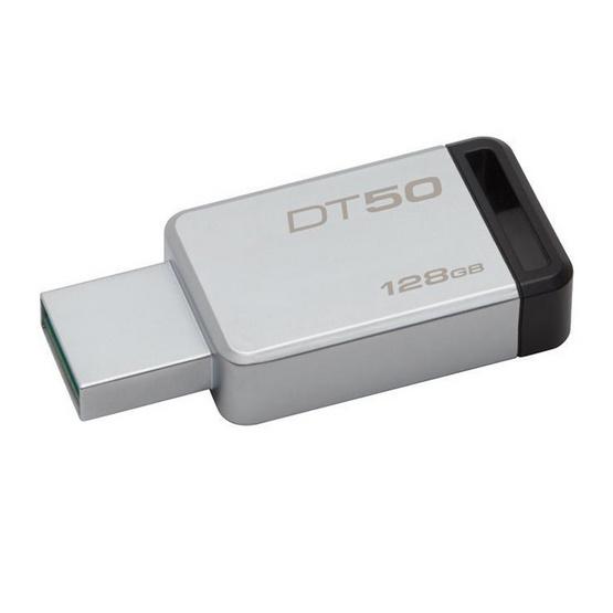 Kingston Flash Drive USB3.1 Gen1 DT50 128 GB