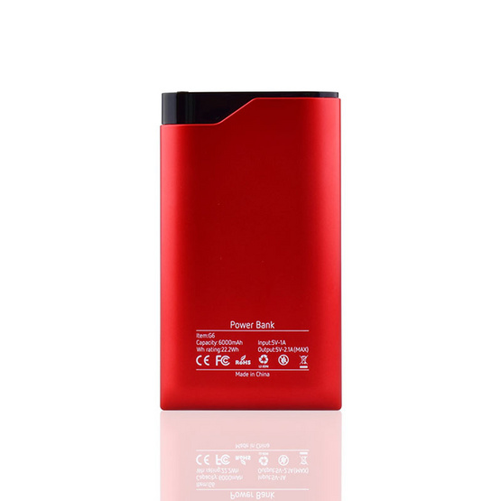 BLL Power Bank 6000 mAh รุ่น G6