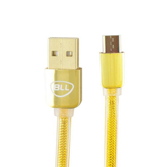 BLL สายชาร์จ Micro USB 1M รุ่น BLL9032 V8