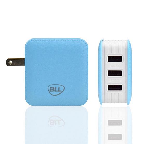 BLL Wall Charge 1A 2 Port 2.1A 1 Port รุ่น BLL2018