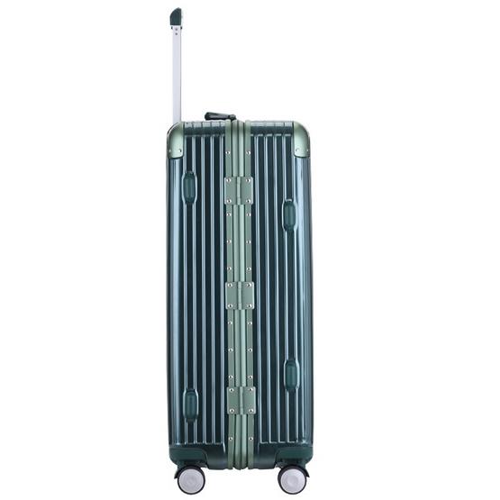 กระเป๋าเดินทาง Pegasus ขนาด 25นิ้ว รุ่น ROMANO น้ำหนัก 4.5 กก. สีเขียว