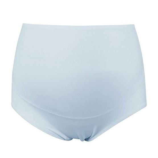 Threeangels กางเกงชั้นในสำหรับคุณแม่ตั้งครรภ์ (เอวสูง) AT12-110U/1-Blue