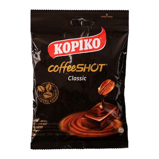 โกปิโก้ ลูกอมกาแฟ 27 กรัม (แพ็ค 12 ถุง)