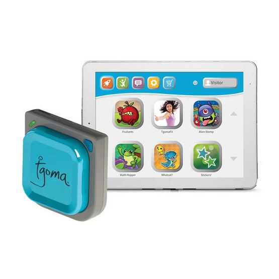 Springfree Tgoma อุปกรณ์เสริมแทรมโพลีนทาโกม่า (Taking Games Outdoor Make Active) เชื่อมเล่นเกมส์กระโดด และ Bounce Fit