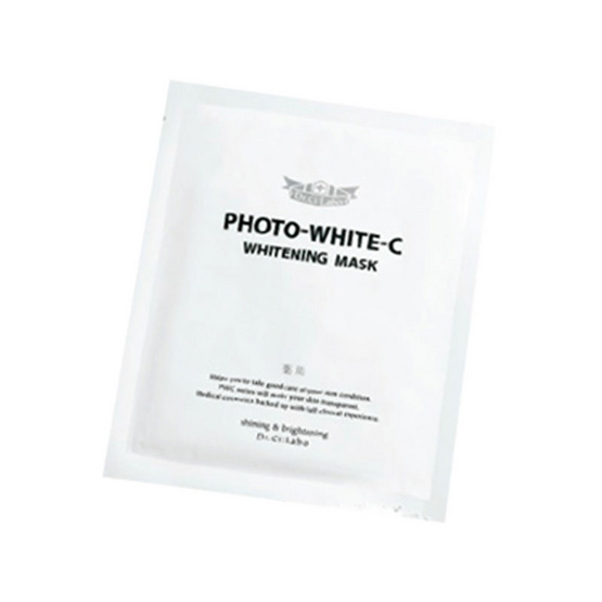 DR.CI LABO PHOTO WHITE C WHITENING MASK 5 SHEET