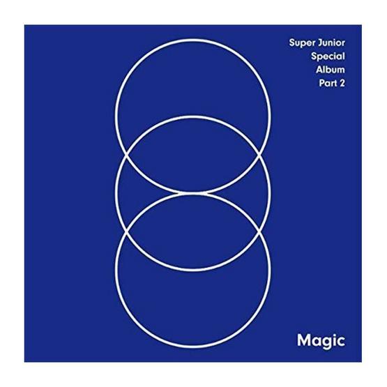 CD Super Junior Special Album Part 2 Magic (Local)