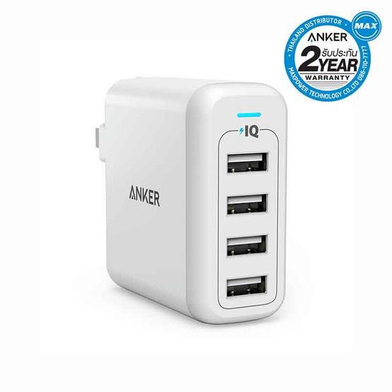 Anker PowerPort 4 White