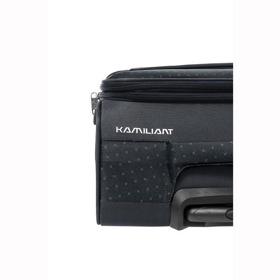 KAMILIANT กระเป๋าเดินทางชนิดอ่อน รุ่น MOTIVO SPINNER 70/26 EXP TSA ขนาด 26 นิ้ว สี GREY