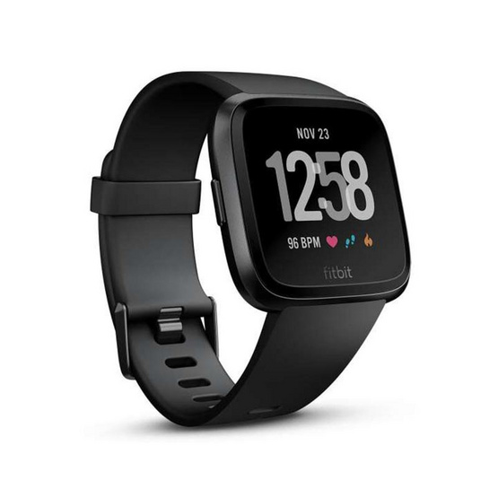 Fitbit สมาร์ทวอทช์ รุ่น Versa (NFC) Aluminum