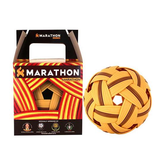 Marathon ตะกร้อรุ่นสันทนาการเซปักทั่วไป สำหรับผู้ชาย รุ่น MT201