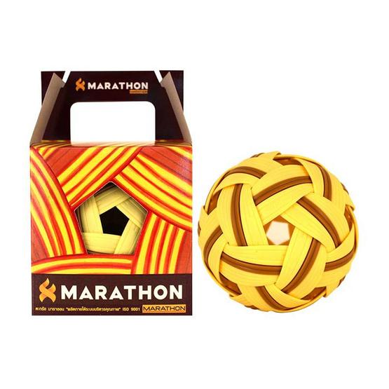 Marathon ตะกร้อรุ่นฝึกพื้นฐานเซปักตะกร้อสำหรับเด็กโต รุ่น MT102