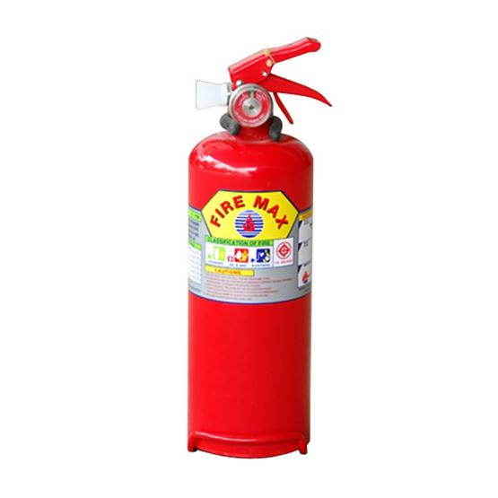 FIRE MAX ถังดับเพลิง (ผงเคมีแห้ง) 2.2 ปอนด์
