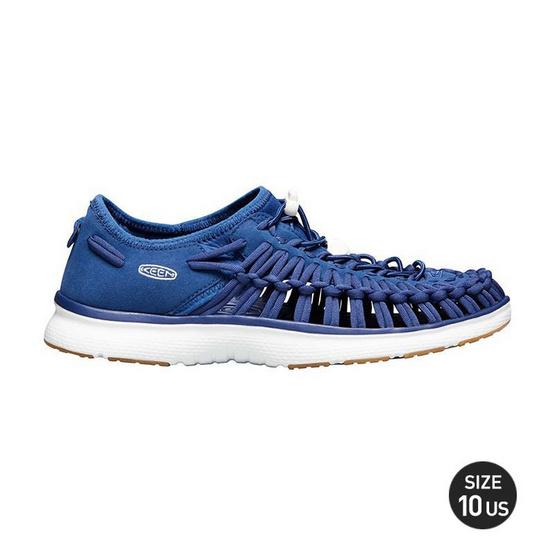 KEEN รองเท้าผู้ชาย 1018715 M-UNEEK O2 ESTATE BLUE/HARVEST GOLD