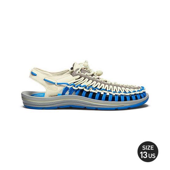 KEEN รองเท้าผู้ชาย 1018683 M-UNEEK SAGE GREEN/IMPERIAL BLUE