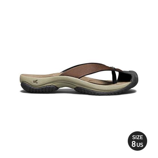 KEEN รองเท้าผู้ชาย 1019211 M-WAIMEA H2 DARK EARTH/JET BLACK