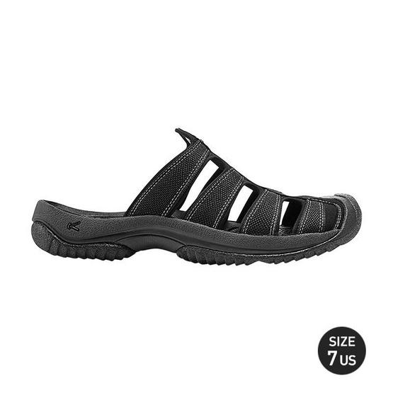 KEEN รองเท้าผู้ชาย 1016792 M-ARUBA II BLACK/GARGOYLE