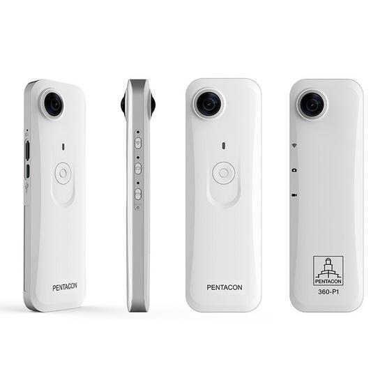 PENTACON กล้องพาโนรามา 360 องศา รุ่น 360-P1