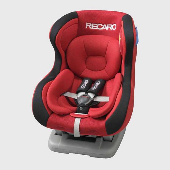 RECARO Start +i Roto สีแดง