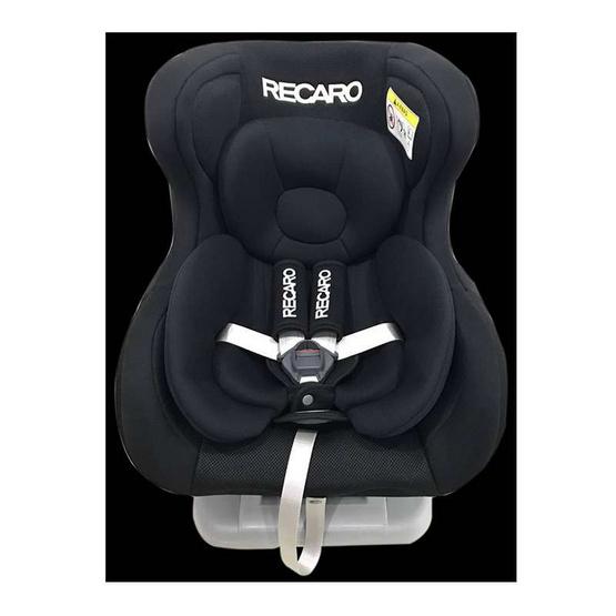 RECARO Start +i Kaiser Black สีดำ