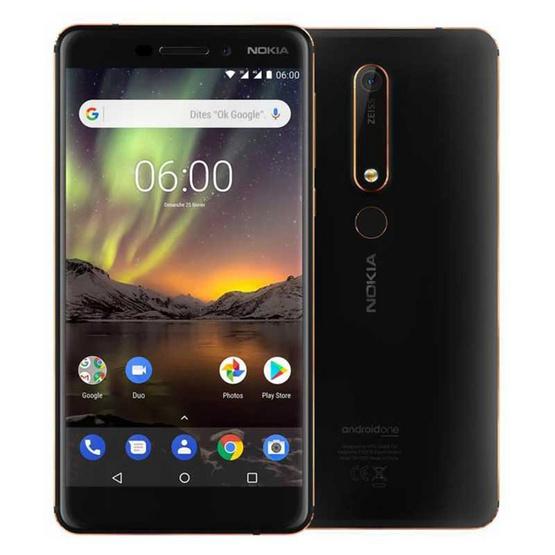 New Nokia 6 (2018)