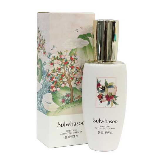 Sulwhasoo First Care Activating Serum EX 120 ml (Peach Blossom Spring Utopia Limited Edition)